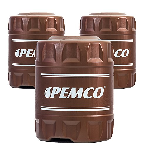 Pemco 3 x 20 Liter, to-4 Powertrain Oil SAE 30 Traktor Getriebeöl