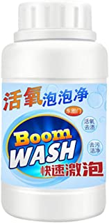 Volwco Toilet Bowl Cleaner, Boom Wash Extremely Powerful Toilet Cleaner For Removing Stubborn Stains And Limescale, WC Oxy Active Foam Deep Self Cleaner For Toilets, Bidets And Urinals