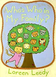 Who S Who In My Family By Loreen Leedy Lesson Plan
