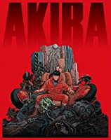 AKIRA 4Kリマスターセット (4K ULTRA HD Blu-ray & Blu-ray Disc) (特裝限定版)