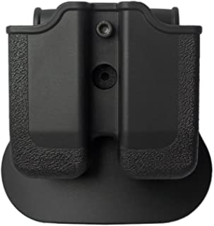 IMI Defense Tactical Double Magazine Mag Pouch CZ WALTHER P88 P99 PPQ M1 M2 COLT