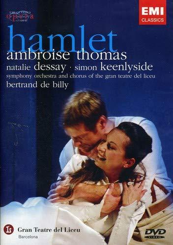 Thomas, Ambroise - Hamlet [2 DVDs]