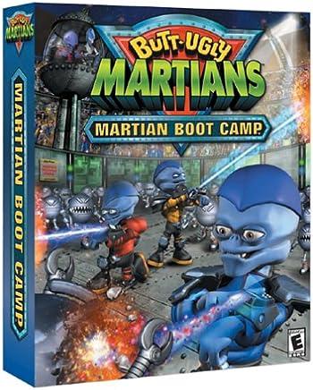 Butt-Ugly Martians: Martian Boot Camp - PC/Mac