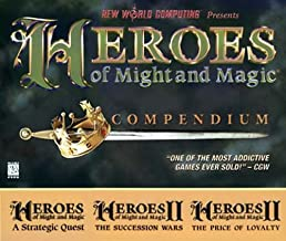 Heroes of Might and Magic Compendium: Heroes I, Heroes II, King's Bounty
