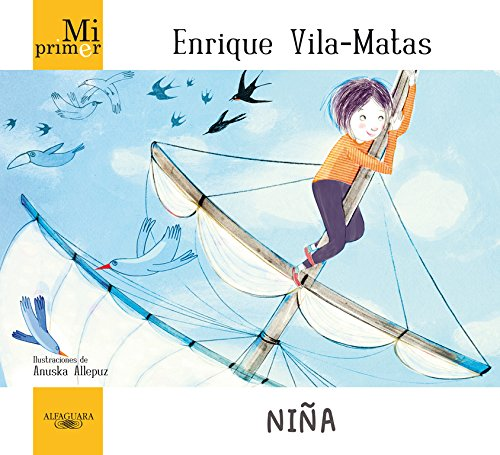 Mi primer Enrique Vila-Matas. Niña