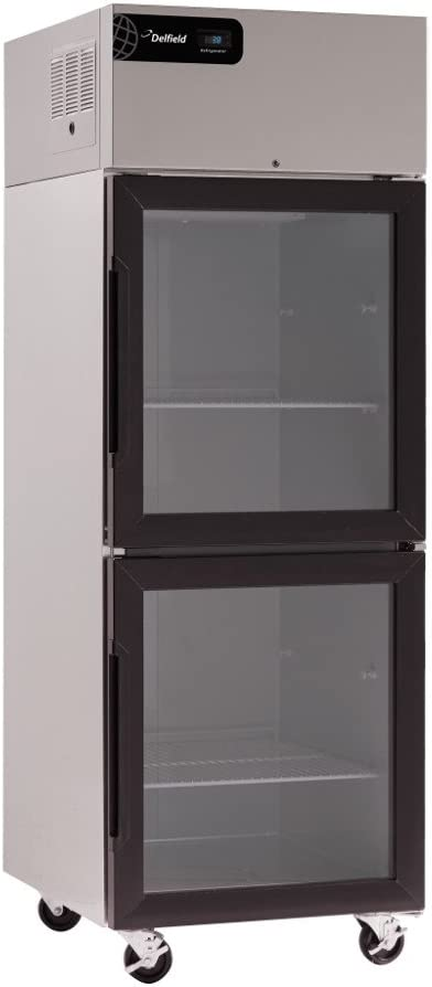 Max 82% OFF Delfield GCR1P-GH Single Section Global H Refrigerator Series Charlotte Mall w