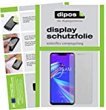 dipos I 6X Schutzfolie matt kompatibel mit Asus ZenFone Max (M2) Folie Bildschirmschutzfolie