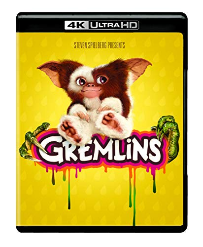 Gremlins 1 - Kleine Monster  (4K Ultra HD) (+ Blu-ray 2D)