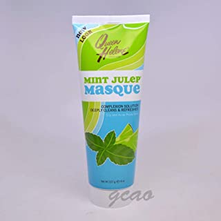 The Best Queen Helene Mint Julep Masque Face Mask - 8 oz Drys Up Acne Pimples Blackheads