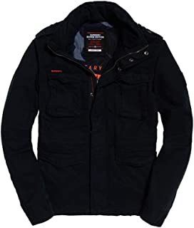 Superdry Men's Classic Rookie Jacket, Blue
