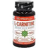 Cvetita Herbal, L-Carnitine 60 capsulas x 500mg, altamente dosificado del...