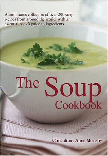 Image OfThe Soup Cookbook