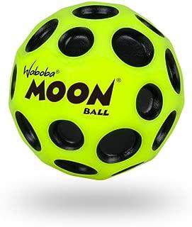 Waboba Moon Bounce Ball Neon Yellow