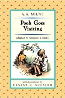 Pooh Goes Visiting (Puffin Easy-to-Read) (Winnie-the-Pooh)