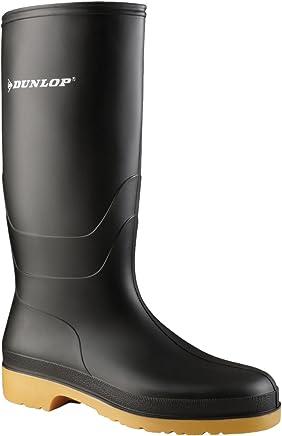 Dunlop Protective Footwear Unisex Adults' Dunlop Dull Wellington Boots