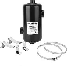 Intercambiador de calor - Acero inoxidable Intercambiador de calor para piscinas Calentador Termostato para piscinas Accesorios para equipos