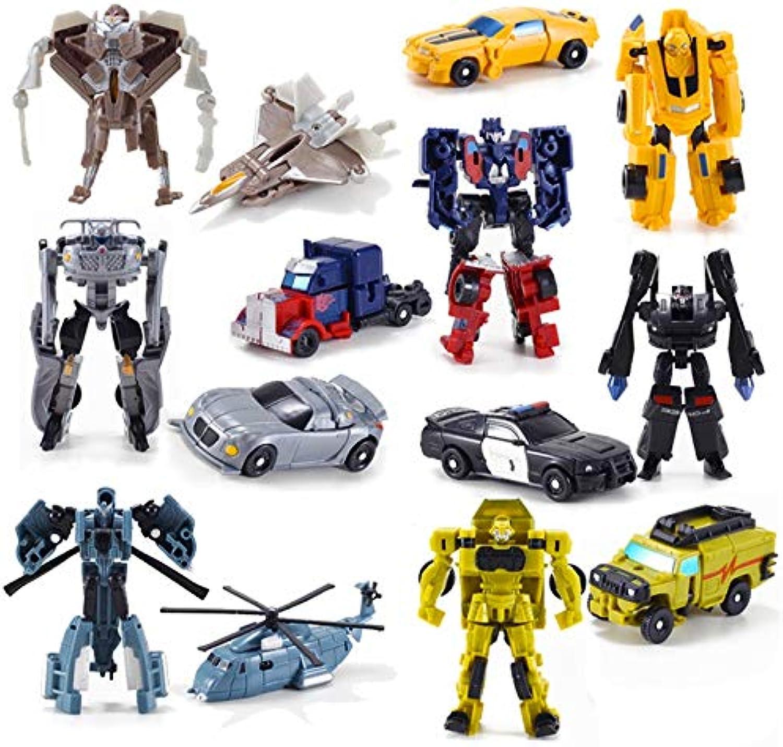 hasta un 50% de descuento Llsdls Llsdls Llsdls Juguetes para Niños Transformers Mini Bumblebee Coche Robot Modelo Completo Set Juguetes  100% garantía genuina de contador
