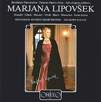 Lipovšek: Berühmte Opernarien