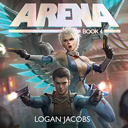 Arena Book 4 cover art