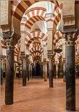 Poster 30 x 40 cm: Die Moschee von Córdoba von Editors