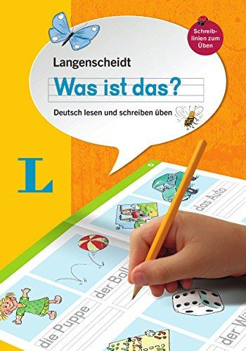 Was Ist Das 400 Terminos Aleman Niños: Was ist das? Deutsch lesen und schreiben