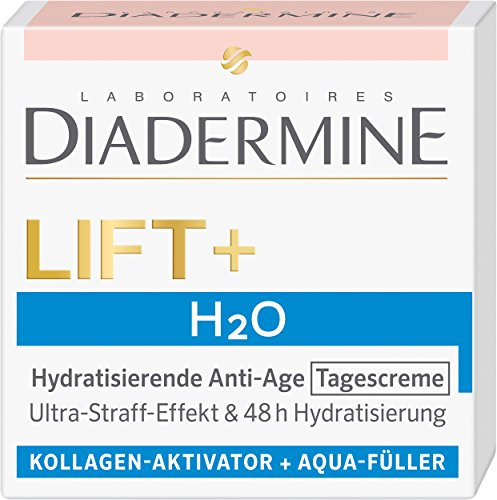 Diadermine Tagescreme Lift+ H2O, 3er Pack (3 x 50 ml)