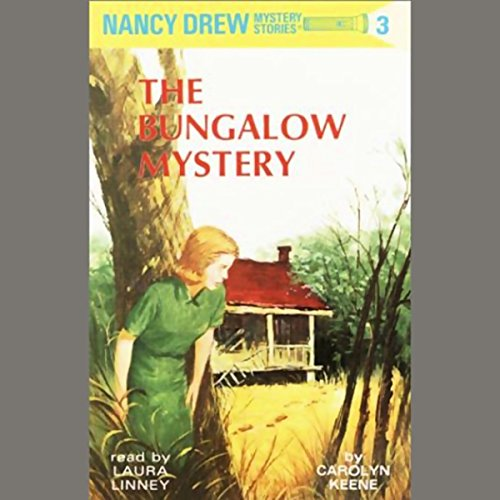 The Bungalow Mystery audiobook cover art