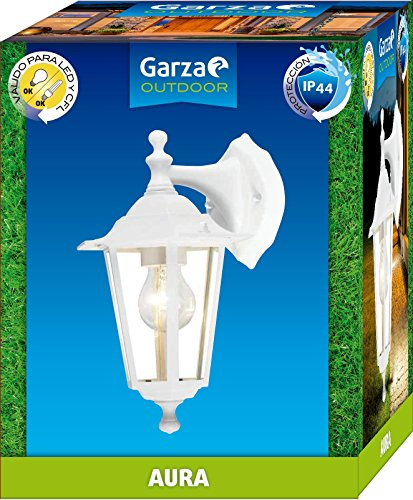 Garza Lighting Outdoor - Aplique Descendente AURA