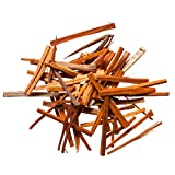 Sappan Wood | Su Mu Chinese Herb | Caesalpinia sappan L - Invigorates Blood, Stops Pain, Reduces Swelling - #1 Pure, Medicinal Grade Chinese Herb 1 Lb