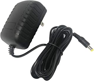 TYZEST 12V Power Supply Adapter Charger Compatible with Casio Privia Digital Piano Keyboard AD-A12150LW, PX, WK, CDP, AP, CTK Series PX130RD BK WE Power (Models is in The List)