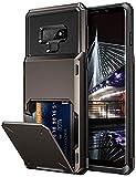 Vofolen Case for Galaxy Note 9 Case Wallet 4-Slot Pocket Credit...