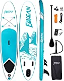Best Paddle Boards - FAYEAN Stand Up Paddle Board Inflatable Paddleboards Review