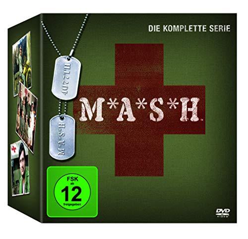 M*A*S*H - Die komplette Serie [Alemania] [33 DVDs] [Alemania]