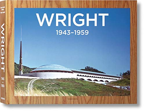 Frank Lloyd Wright Complete Works, Vol. 3: 1943-1959 (v. 3) ---multilingual