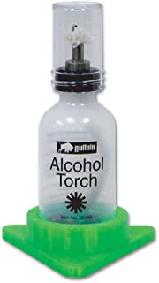 plastic alcohol torch