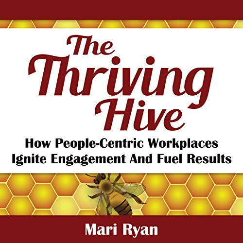 The Thriving Hive audiobook cover art