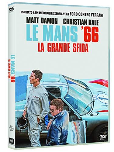 DAMON,BALE,GIRONE,BALFE,LUCAS,JUPE,LETTS,MCKINNON - LE MANS 66 - LA GRANDE SFIDA (1 DVD)