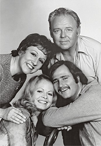 All in the Family, Archie Bunker, TV Show, Carroll O'Connor, Souvenir Magnet 2 x 3 Photo Fridge Magnet