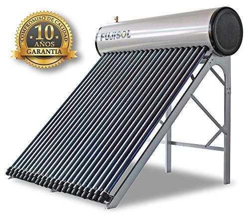 Equipo compacto Termosifón 200 litros Agua caliente sanitaria Calentador solar