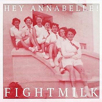 Hey Annabelle!
