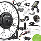 EBIKELING 48V 1200W 26' Direct Drive Front Waterproof Electric Bicycle...