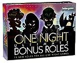 Bezier Games BEZONBR One Night Ultimate Bonus Roles, Colores Mezclados