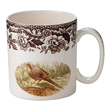 Spode Woodland Pheasant and Red Grouse Mug