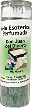 Indio SPRITIUAL Palm Oil Candle-Mr. Money Esoteric Palm Oil Wax Candle(Don Juan DEL Dinero)