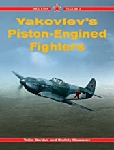 Yakovlev's Piston-Engined Fighters, Vol. 5 (Red Star)