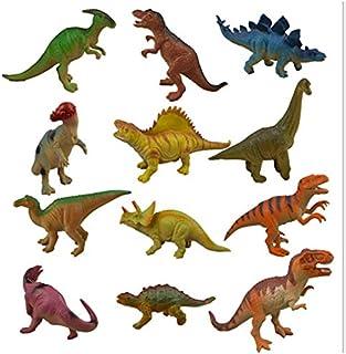 12pcs 15-18cm Big Dinosaur Figures  Dinosaur Toys