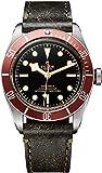 Tudor patrimonio nero Baia orologio da uomo 79230R