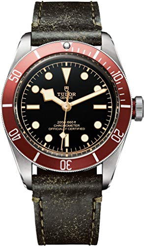 Tudor Heritage Black Bay 79230R - Orologio da uomo