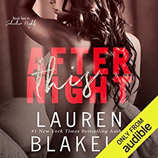After This Night audiobook cover art