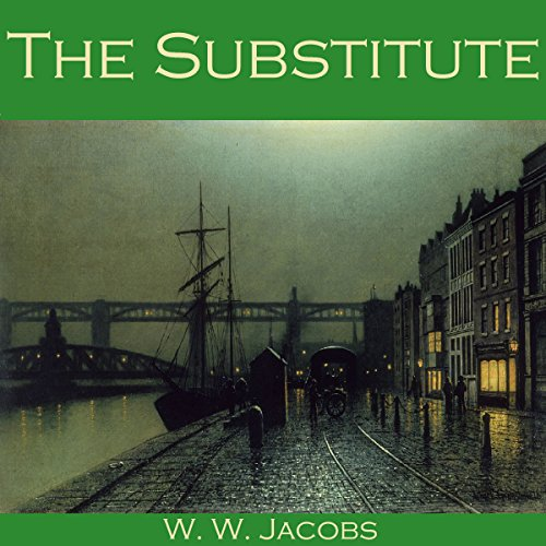 Couverture de The Substitute